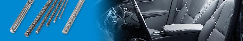 BIAX Flexwellen Einsatzgebiet: Fahrzeugbau
